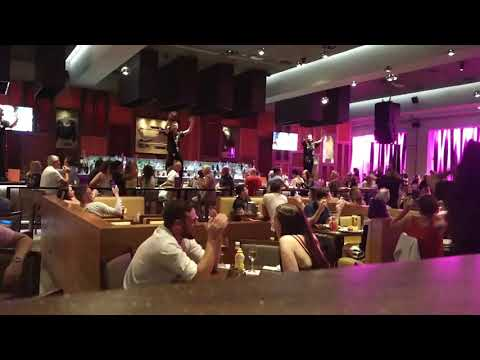 Hard Rock Cafe Tenerife Sept 2017