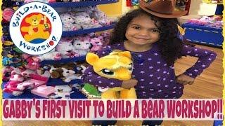 Build A Bear Workshop | My Little Pony | Gabriella's First Time!! | Vlog | Gabriella Damaris Show