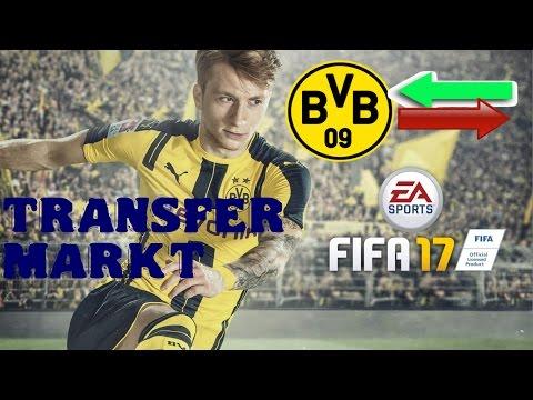 FIFA 17 Karrieremodus [#024] Der Erste Transfermarkt
