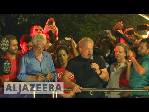 🇧🇷 Brazil court upholds Lula da Silva's graft conviction