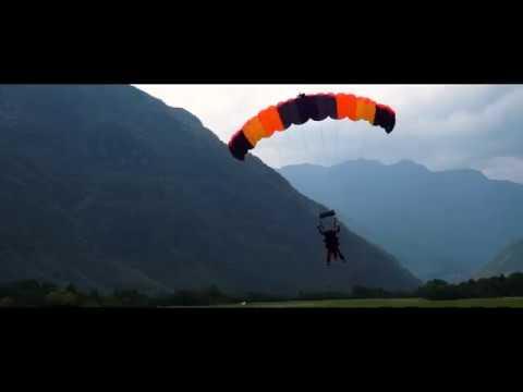 cc test / parachute