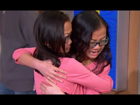 Thumbnail: Remarkable Reunions: 8 Stories of Loved Ones Finding Each Other | ABC News Remix