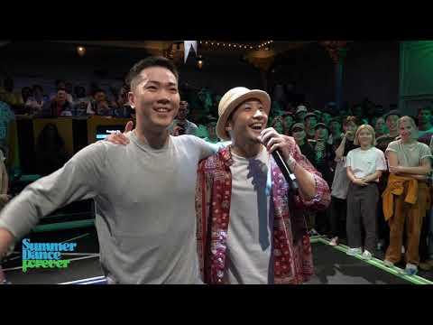 Kite Vs Hoan BEST 6 Popping Forever - Summer Dance Forever 2019