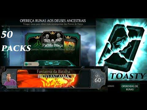 Mortal Kombat X - Abrindo 50 Cartas de Runas thumbnail