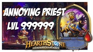 Happy Holidays! The Annoying Priest ~ Hearthstone