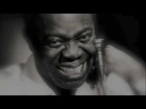 Louis Armstrong  What A Wonderful World Spoken Intro Version ABC Records 1970