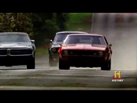TOP GEAR USA: American Muscle Cars (Episode 1 Teaser)