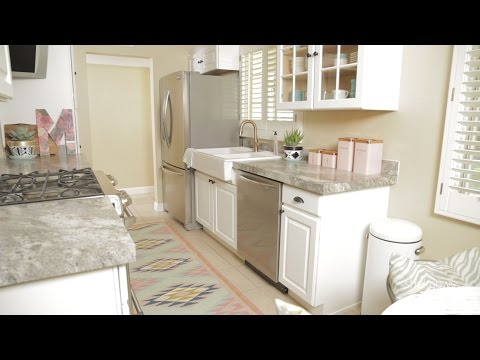 Chic Kitchen Remodel from Mary Elizabeth