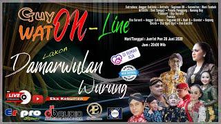 Download Mp3  Eka Kebumen  Guyon Waton Lakon Damarwulan Wurung, Live Stream Dirumah Saja