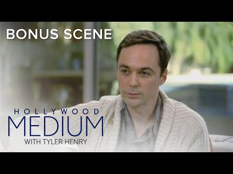 Did Jim Parsons Predict His Grandfather's Stroke? | Hollywood Medium with Tyler Henry | E!