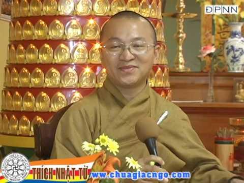 Kinh Phước Đức 4: Hạt giống phước lành (Điều phước lành 7) (27/07/2008) Thích Nhật Từ