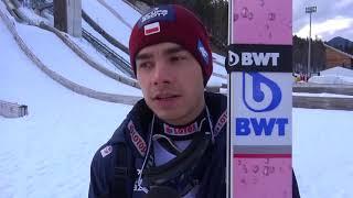 Jakub Wolny z nowym rekordem życiowym - 211,5 metra! [23.03.2018]