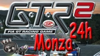 GTR 2 FIA Gt Racing - Gameplay ITA - Logitech G27 - 24 ore di Monza