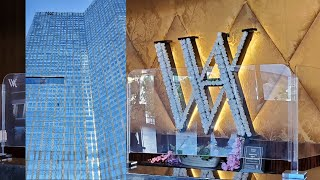 How the Mandarin Oriental hotel changed to Waldorf Astoria Las Vegas (or did it?)