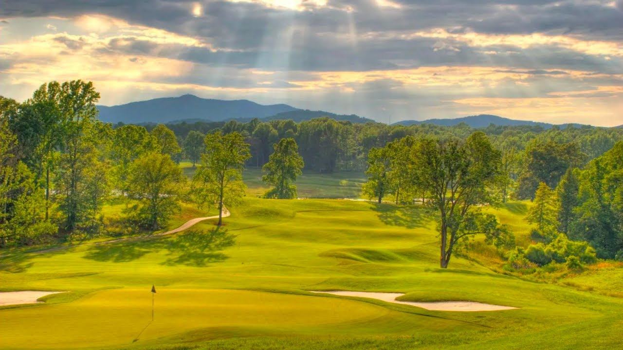 An Extraordinary Golf Property in Amherst, Virginia | TTR Sotheby's International Realty