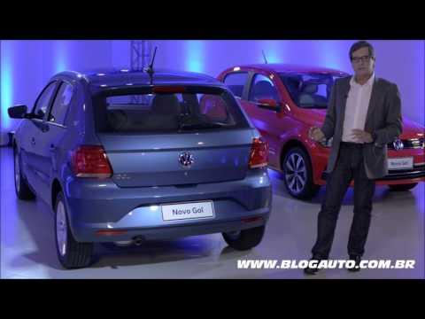 Volkswagen Gol 2017 - Entrevista Luiz Alberto Veiga - BlogAuto