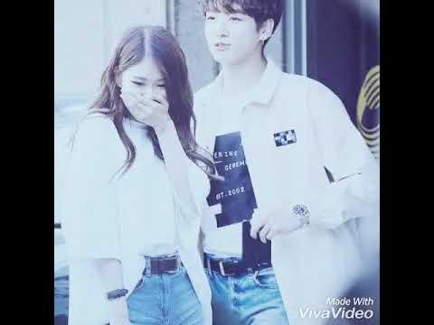 Rosekook Pictures Together (BTS Jeon Jungkook & BLACKPINK Rosé)