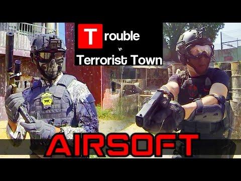 Airsoft TTT - Duel of Fates
