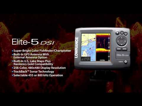 Lowrance DSI - DownScan Imaging™