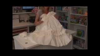Stunning Christening Gown!