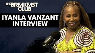 Iyanla Vanzant On Spiritual Cleansing, Healthy Energy, Podcast Relaunch + More