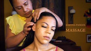 MARTHA PANGOL & NATHALIA - ASMR (EAR) MASSAGE AND ENERGY  HEALING FOR SLEEP