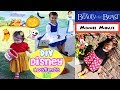 DIY EASY Kids Disney Character Halloween Costume Winnie The Pooh Minnie Mouse, Disney Princess Belle