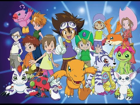 Digimon: Digital Monsters - Official Trailer