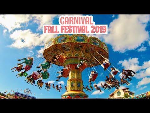 CARNIVAL FALL FESTIVAL 2019|SimplyGen Florida