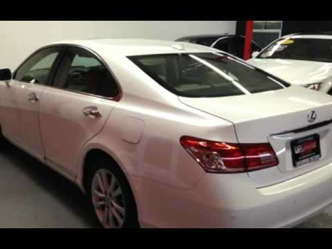 2012 lexus es 350 for sale in youtube. Black Bedroom Furniture Sets. Home Design Ideas