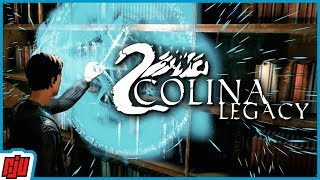 Colina Legacy Part 3 | Indie Horror Game | PC Gameplay Walkthrough
