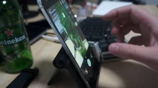 iPhone7 vs Nexus6p vs α7s シャッター音対決