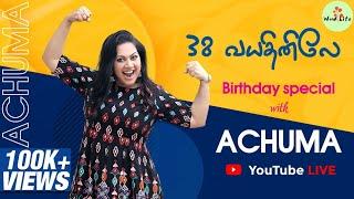 Thank you! 38 Vaiyadhinile   Birthday Special LIVE with Achuma   Wow Life