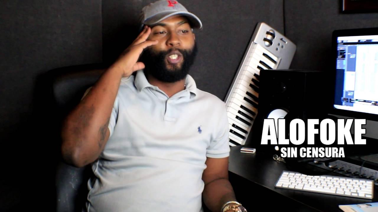 El Fother explica por que decide grabar su primer dembow (Alofoke Sin Censura)
