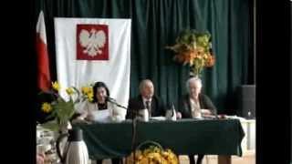 Jeziorany, sesja Rady Miejskiej, wrzesień 2013 -  uchwały
