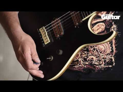 Me And My Guitar: Sikth's Graham 'Pin' Pinney / Blackmachine B2