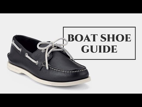 Boat Shoe Guide - How To Wear Deck Shoes, Break Them In & Mistakes To Avoid