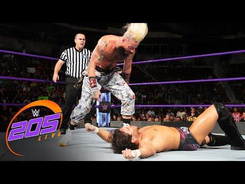 Enzo, Alexander & Metalik vs. Nese, Gulak & Dar: WWE 205 Live, Aug. 29, 2017