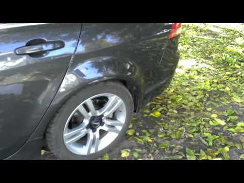2009 Pontiac G8 V6 Review