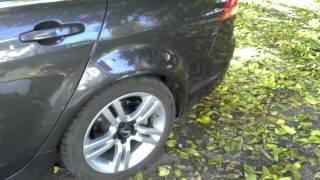 2009 Pontiac G8 V6 Review