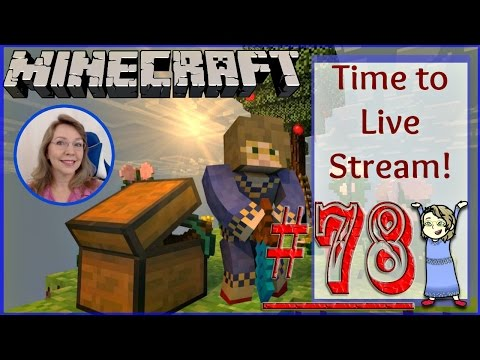 Time to Live Stream! Minecraft #78   Murder Mystery | Hypixel - Minecraft Server and Maps