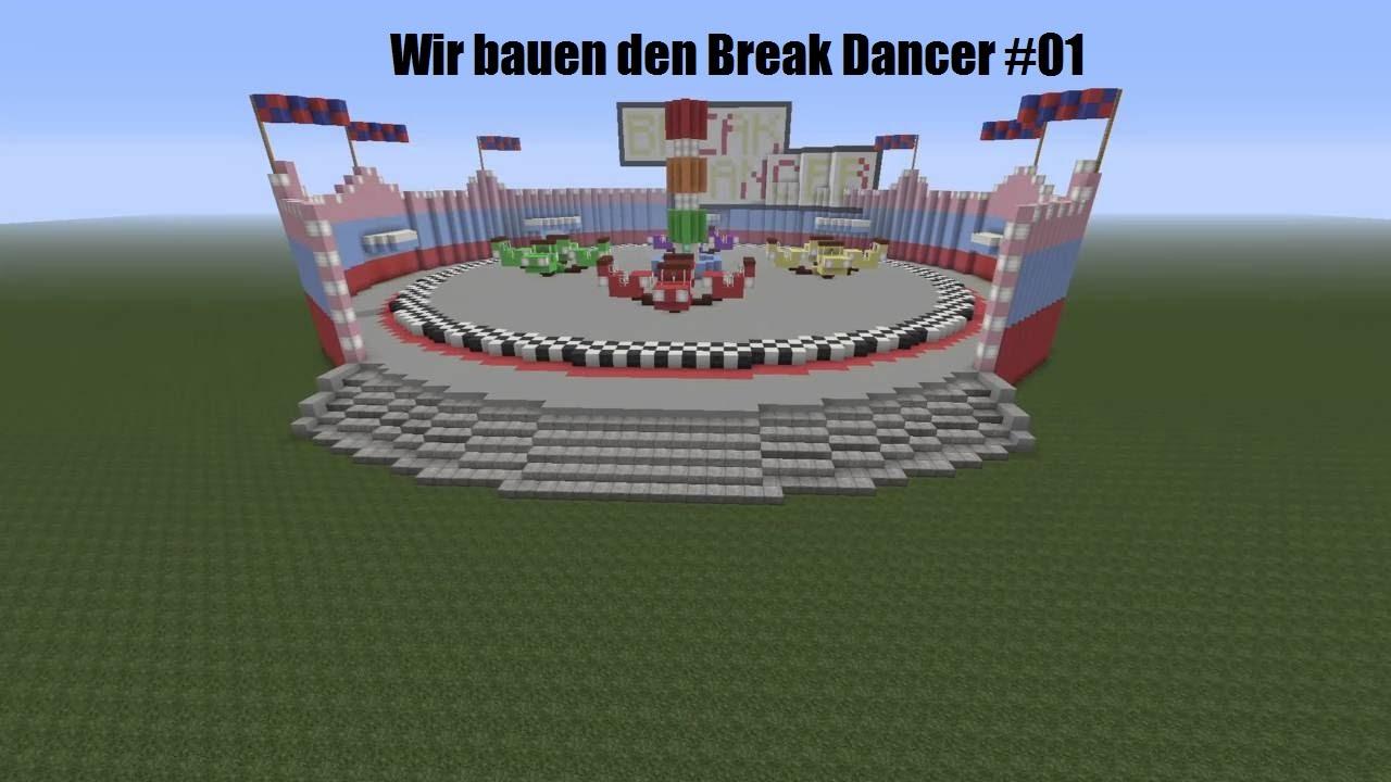 Kreis Bauen Minecraft