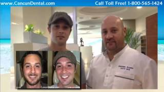 Cancun Cosmetic Dentist Review By An American Patient Thumbnail