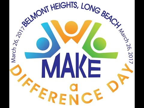 Belmont Heights Make a Difference Day 2017