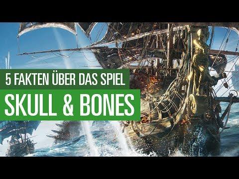 Skull and Bones: 5 Dinge, die wir über das Piratenspiel wissen