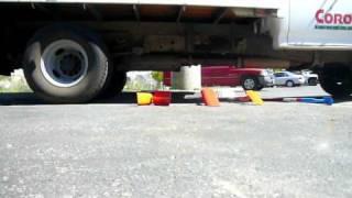 Video Corona® Trenching Shovels - Run Over by 15,000 lb Truck - Side View download MP3, 3GP, MP4, WEBM, AVI, FLV Oktober 2018