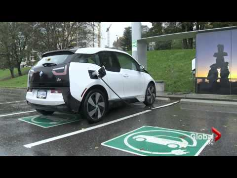BC Government Offers Incentives to Buy Electric Cars - Global TV News