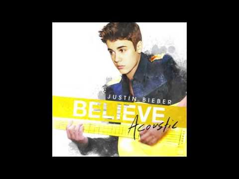 Justin Bieber Catching Feelings Believe Acoustic