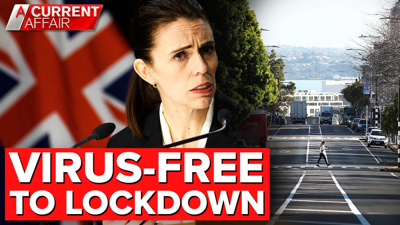 How did New Zealand go from being 'virus-free' to a stage three lockdown? | A Current Affair