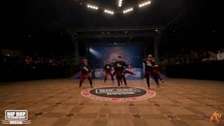 MADE IN КРУИЗ | VARSITY CREW | HIP HOP INTERNATIONAL RUSSIA 10th ANNIVERSARY